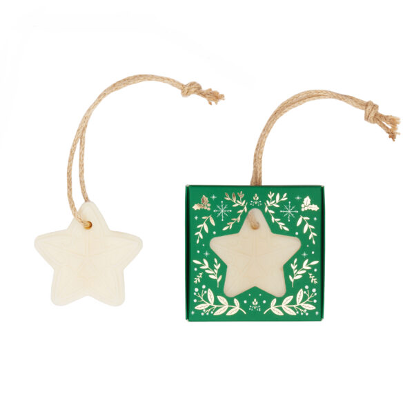 Castelbel Green Star-Soap on a Rope 80 Gr.
